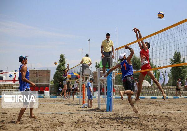 ۹ گلستانی در تور جهانی والیبال ساحلی بازی میکنند