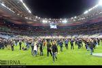پیروزی فرانسویها مقابل آلمان به عزا تبدیل شد+گزارش تصویری