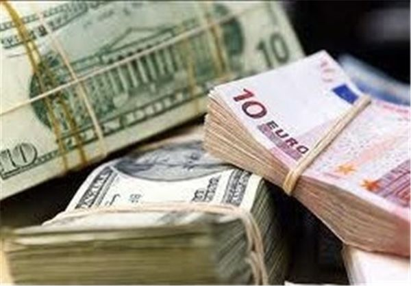 نرخ دلار ثابت ماند / قیمت یورو کاهش یافت