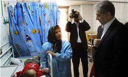 تنها بخش مراقبتهای ویژه نوزادان گلستان پاسخگوی مراجعان نیست