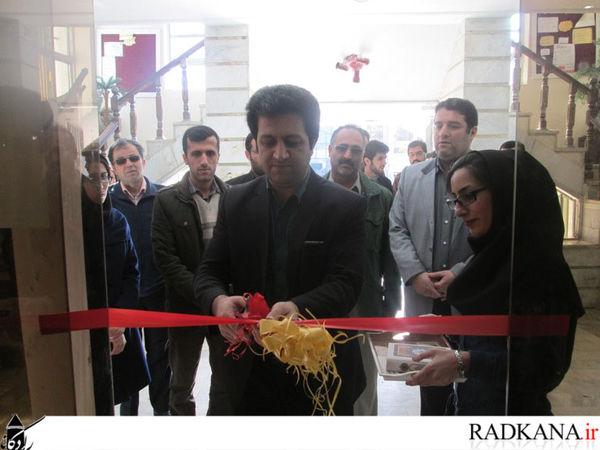 """نمایشگاه عکاسی """"زشت و زیبا"""" در کردکوی افتتاح شد+تصاویر"""