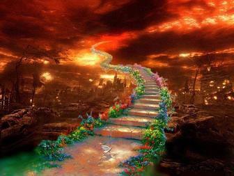 نتیجه دنیاطلبی و عاقبتِ آخرت طلبی در کلام مولا علی(ع)