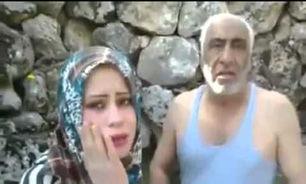 """""""جهاد نکاح""""فرمانده تروریست با نوهاش! + فیلم"""