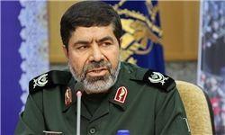 اظهارات سخنگوی سپاه درباره امنیت زائران اربعین