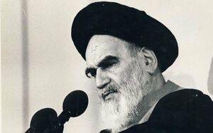 فیلم/ واکنش جالب امام خمینی(ره) به درخواست برای حضور در پناهگاه