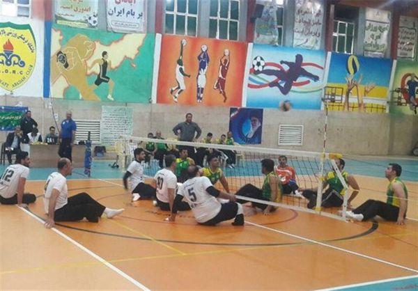 لیگ جهانی والیبال نشسته در گنبدکاووس برگزار میشود