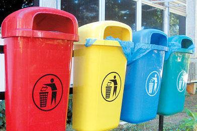 طلسم تفکیک زباله از مبدا در گرگان