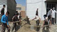 تداوم فعالیت اردوهای جهادی در گمیشان