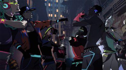 رابطه جنسی موضوع اصلی یک انیمیشین