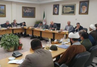 لزوم مشارکت همه دستگاهها در ساخت مرکز فرهنگی دفاع مقدس استان گلستان