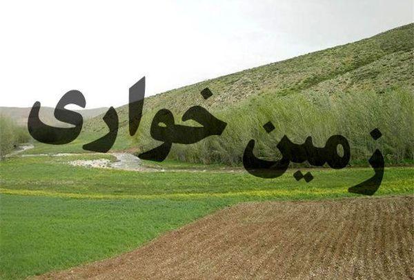 با کمک دادگستری گلستان دست کم 800 هکتار از مراتع استان امسال خلع ید شد