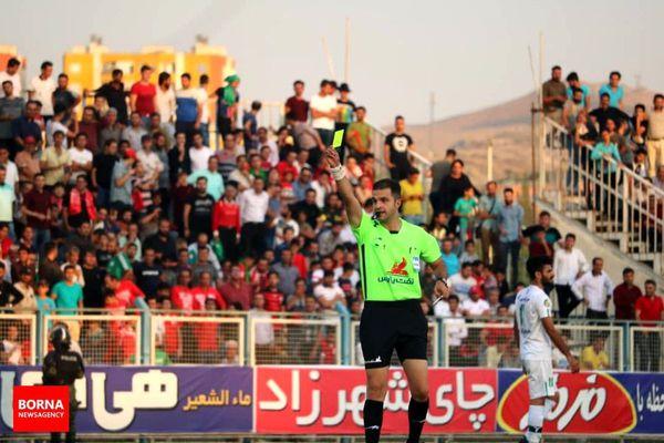 اعلام اسامی داوران 3 دیدار از لیگ برتر فوتبال