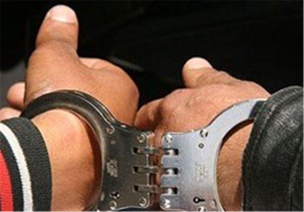 """اعضای باند """"باکلاسها """" در استان گلستان دستگیر شدند"""