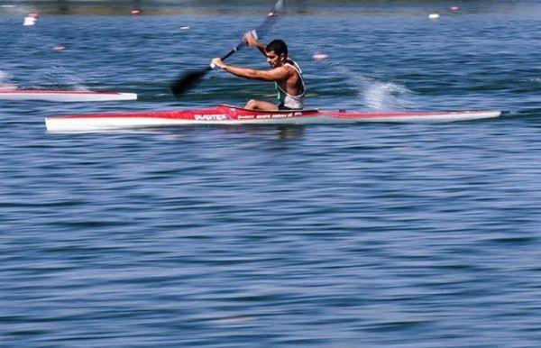 کسب رتبه چهارم قایقران گلستانی در مسابقات کاپ جهانی