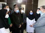 افتتاح مرکز جامع سلامت روستایی بخش گلیداغ در مراوه تپه