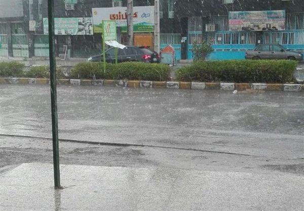 ۳۲ میلیون مترمکعب باران در ۲ روز گذشته در گلستان بارش داشتهایم