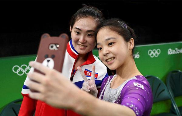 اعدام برای دختری که در المپیک سلفی گرفت! +عکس