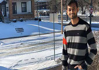 دانشجوی هندی قربانی تیراندازی در آمریکا شد