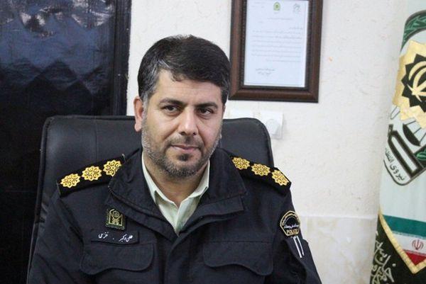 دستگیری عامل تهدید پلیس در فضای مجازی
