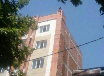 تصاویر/ اقدام به خودکشی یک جوان در مرکز شهر علی آباد کتول