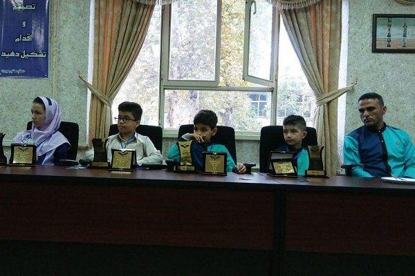 دانش آموزان مدالآور گلستانی در مسابقات لکوکاپ جهانی تجلیل شدند