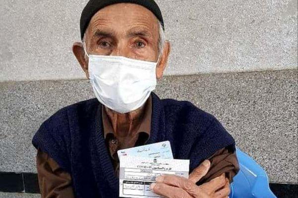۷۷۶۱ نفر از سالمندان بالای ۸۰ سال در گلستان واکسینه شدند