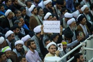 حاشیههای مراسم سالگرد رحلت امام(ره)
