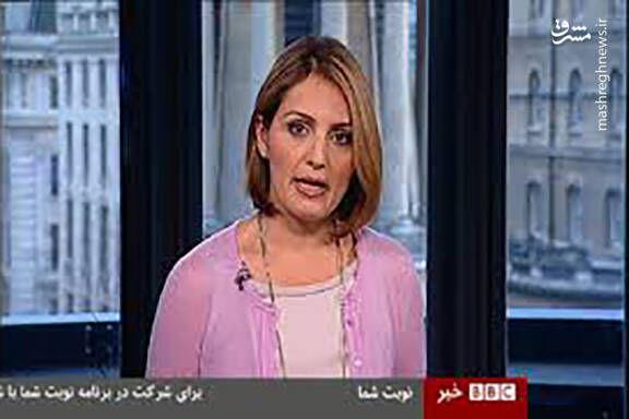فیلم/ آچمز شدن مجری BBC با پاسخ کارشناس