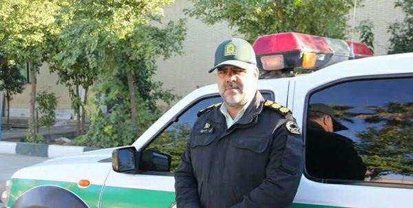 کشف 19 فقره سرقت و دستگیری 9 متهم تحت تعقیب در گنبدکاووس