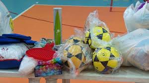 توزیع ۴۰۰ بسته فرهنگی ورزشی در ۴۰ مدرسه گرگان