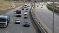 افزایش ۷/۴ درصدی ترددهای برون شهری نسبت به روز قبل
