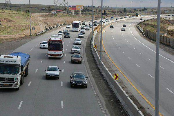 محدودیت ترافیکی راهها /پرترددترین جادههای کشور