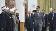 اسرائیل تهدید کرد، کاخ بشار اسد را بمباران میکند!