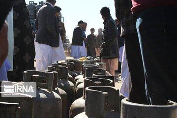 فیلم/ داستان تکراری کمبود گاز در زابل