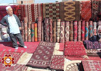 تولید کالای ایرانی با هنرهای دستی قوم ترکمن