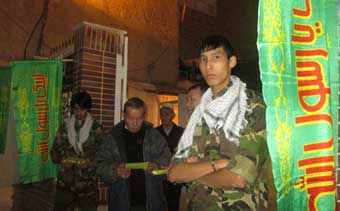 گزارش تصویری / یادواره شهدای قزاق در گرگان
