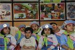 """""""جشن غنچهها"""" برای نوآموزان پیش دبستانی گلستان برگزار شد"""