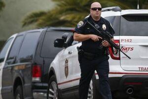 فیلم/ شلیک پلیس آمریکا به سارق مَست