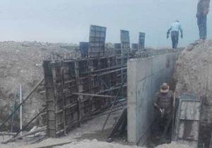 بازسازی پل گمیشان در گلستان