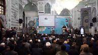 مراسم بزرگداشت جانباختگان قایق امدادرسانی به سیلزدگان گلستان برگزار شد+تصاویر