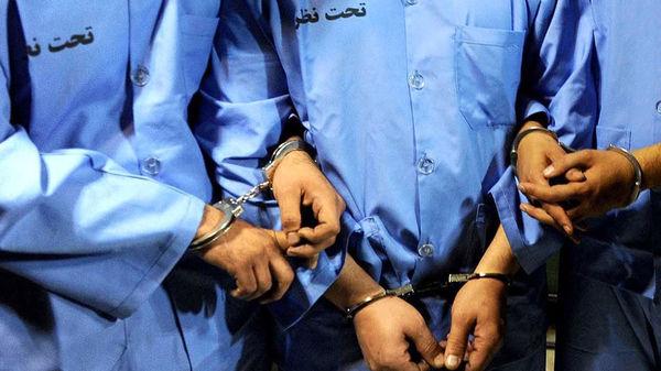 دستگیری ۳۱ متهم تحت تعقیب در اقدام ضربتی پلیس علی آباد کتول