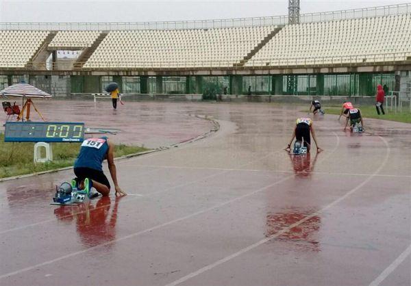 """""""گلستان"""" قهرمان مسابقات دوومیدانی منطقهای نونهالان و نوجوانان کشور شد"""