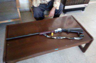 کشف 20 قبضه اسلحه شکاری غیرمجاز