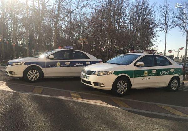 پلیس نماد اقتدار و عزت کشور است