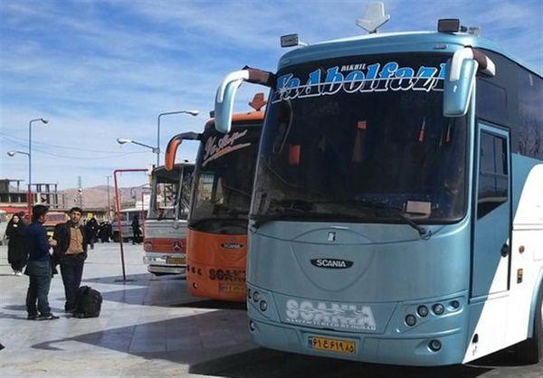 ۷۶ دستگاه ناوگان حمل و نقل عمومی از گلستان برای جابهجایی زائران اربعین حسینی اعزام شد