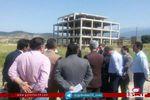 خواب عمیق پروژه بیمارستان 320 تختخوابی گرگان / 15درصد پیشرفت بعد از 5 سال
