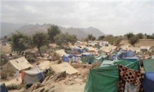 قتل عام آورگان یمنی توسط جنگنده های عربستان