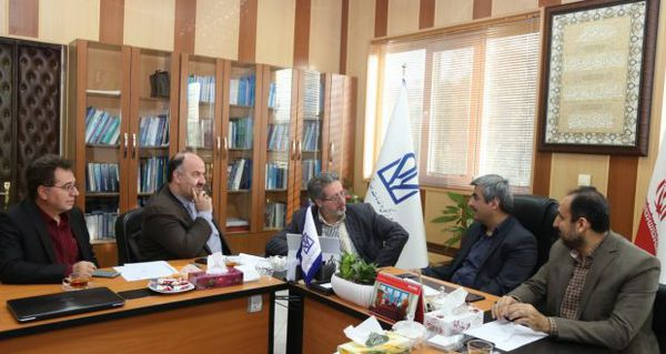 دیدار مدیر کل زندان ها و رییس دانشگاه علوم پزشکی و خدمات درمانی استان گلستان
