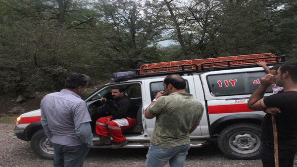 مفقود شدن یک نفر در ارتفاعات جهان نمای گلستان/ عملیات نجات همچنان ادامه دارد