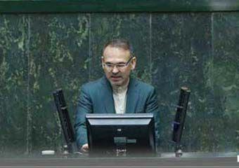 بیاعتنایی نماینده شرق استان به مسائل مهم ملی و بینالمللی+سند